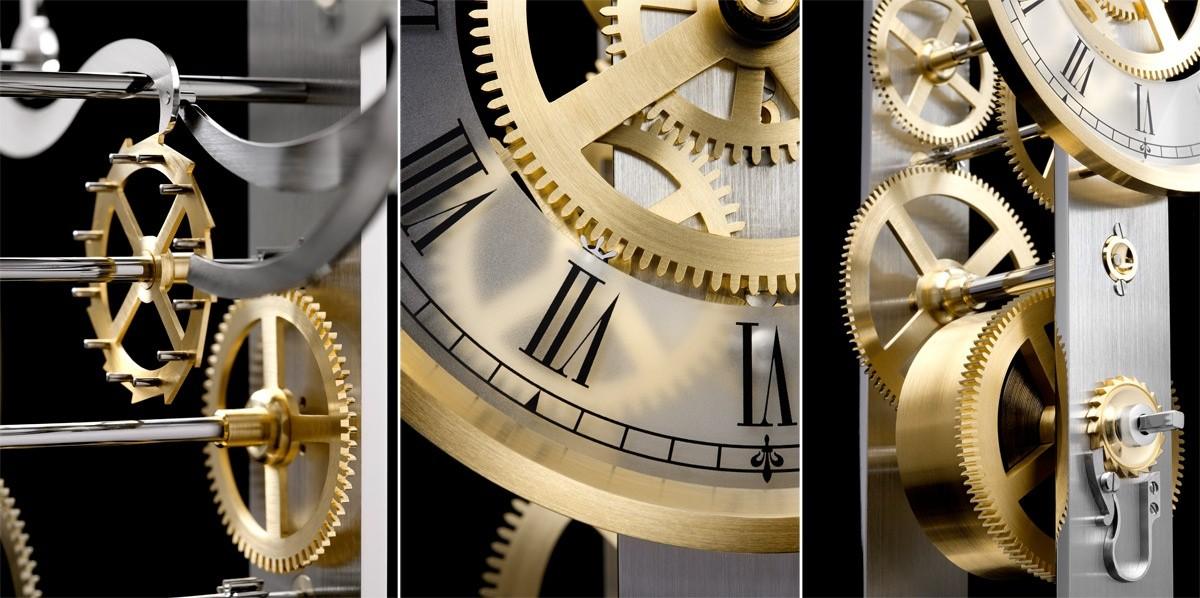 PAM500 - Pendulum Clock