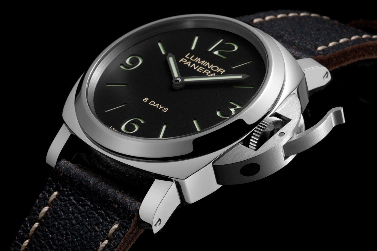 #KultoweZegarki: Officine Panerai Luminor