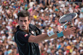 Novak Djokovic ambasadorem Seiko