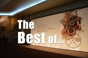 """The Best of..."" SIHH 2014"