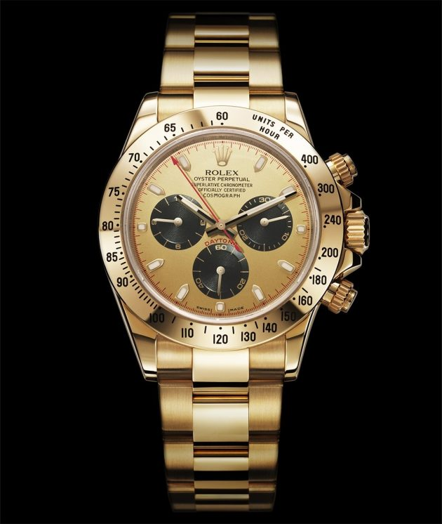 Rolex Cosmograph Daytona z mechanizmem 4130