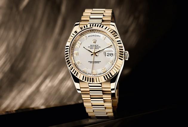 Rolex Day Date II