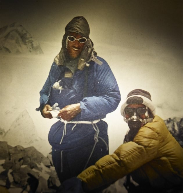 Ekspedycja na Everest - 1953 rok