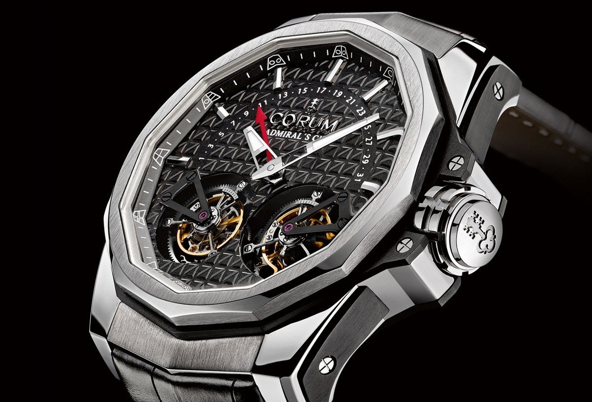 Admiral's Cup AC-One 45 Double Tourbillon