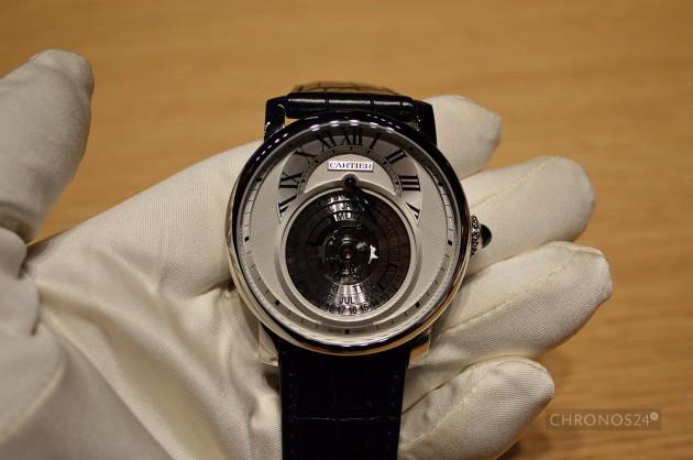 Rotonde de Cartier Astrocalendar
