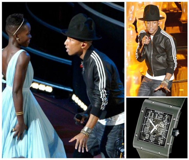 Pharrell Williams i Richard Mille RM 016