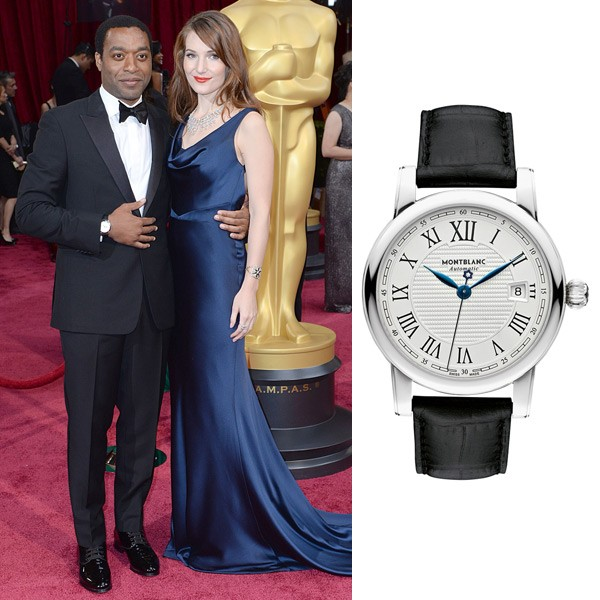 Chiwetel Ejiofor i Montblanc Star Roman