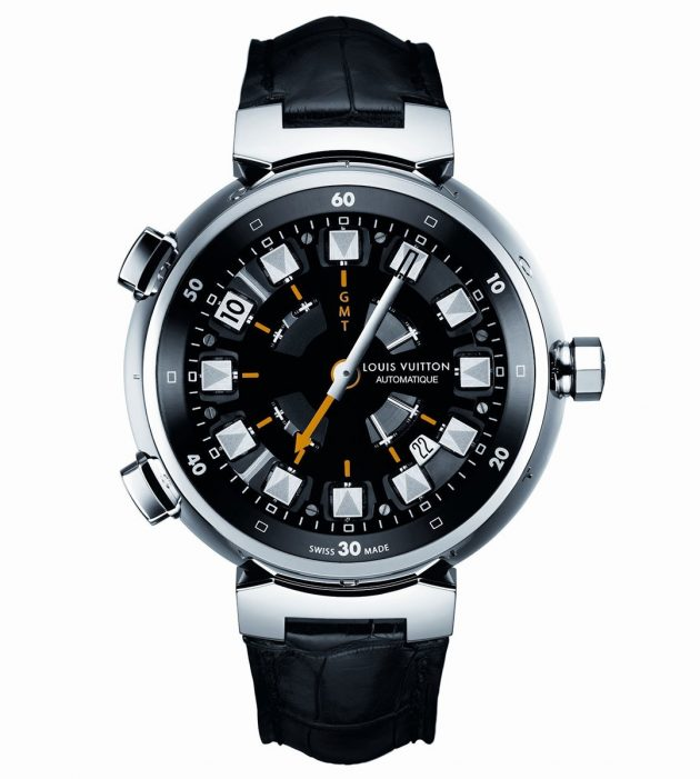 Tambour Spin Time GMT z 2010 roku