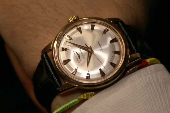 Basel 2014: Longines Conquest Heritage 1954-2014