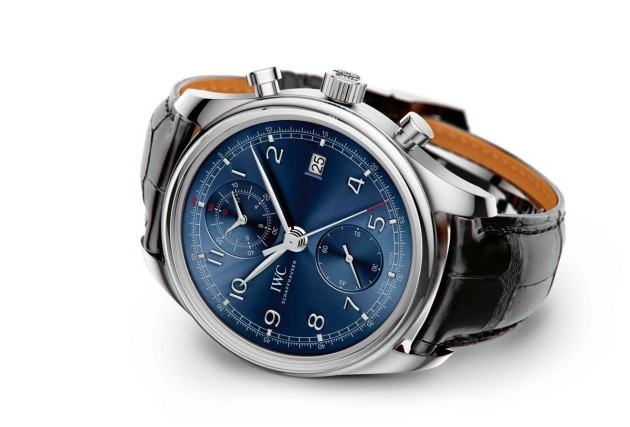 "Portuguese Chronograph Classic Edition ""Laureus Sport For Good Foundation"""