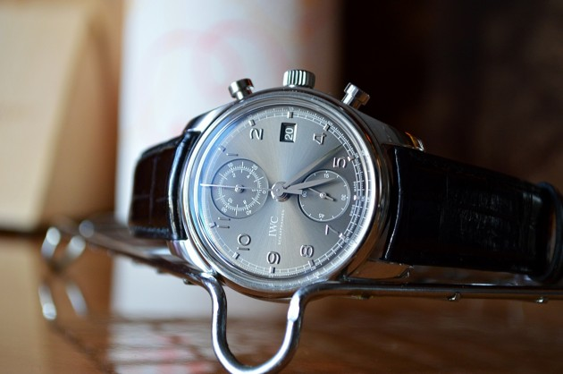 Portuguese Chronograph Classic
