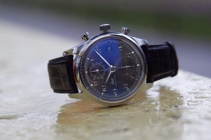 Recenzja IWC Portuguese Chronograph Classic