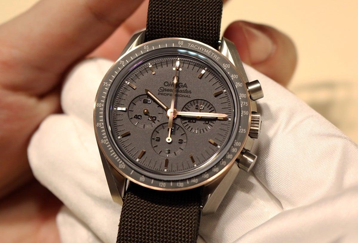 Omega Speedmaster Professional Apollo 11 45th Anniversary LE