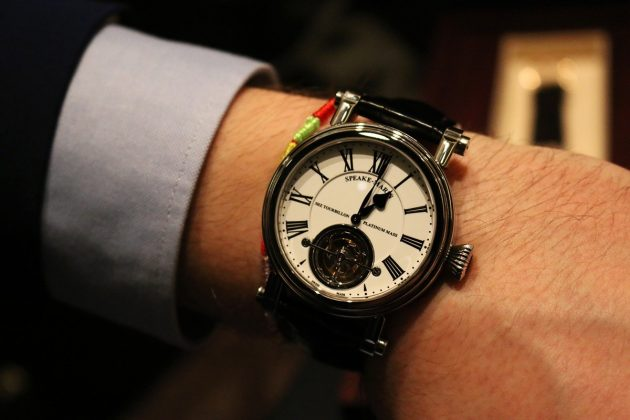 Magister Tourbillon