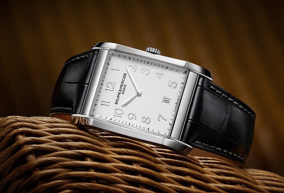 Baume & Mercier Hampton Medium