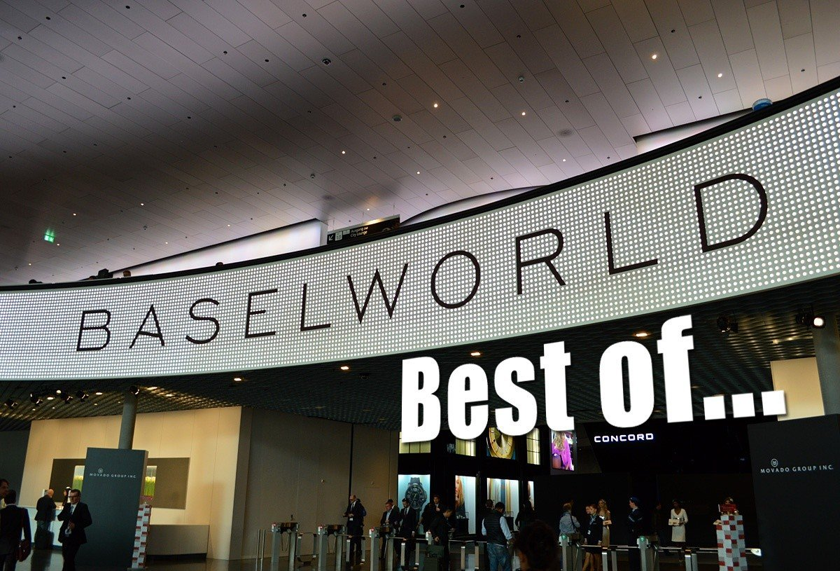 """Best of…"" BaselWorld 2014"