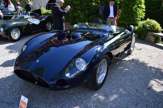 1956 Maserati 450 S