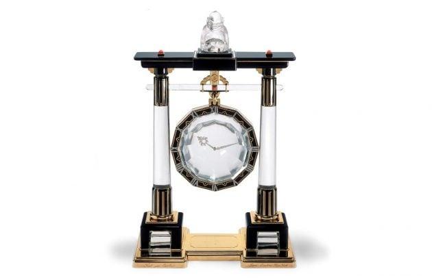 Mystery Clock - 1923 rok