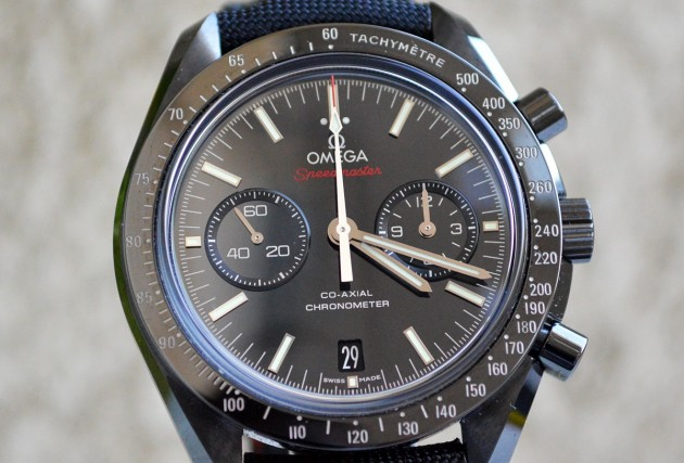 "Speedmaster ""Dark Side of the Moon"""