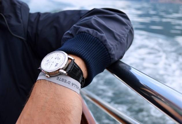 Lange 1 Time Zone i Jezioro Como