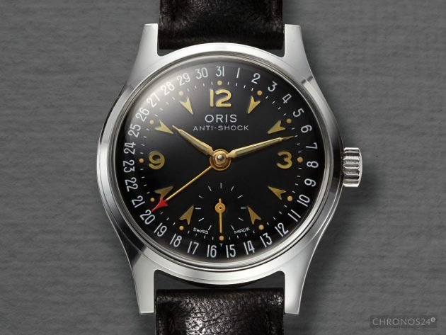 Oris Pointer Date 1938