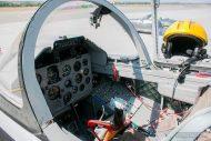 Kokpit samolotu L-39 ALBATROS