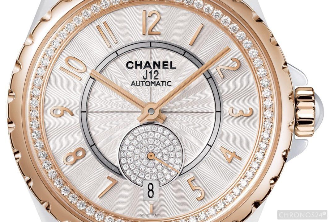 Chanel J12-365