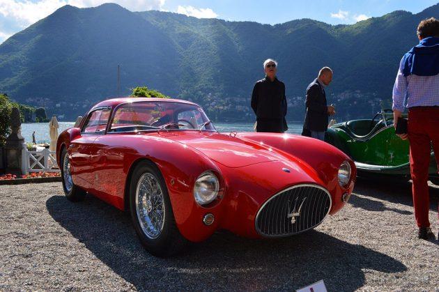 1953 Maserati A6GCS