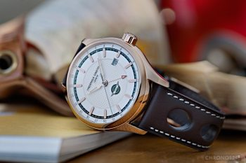 Frederique Constant Healey GMT 24H