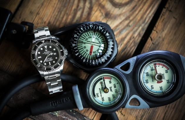 Test: Rolex Sea-Dweller Deepsea