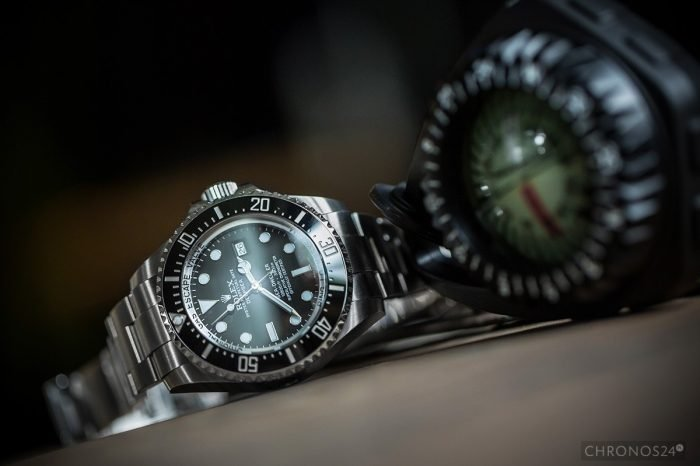 Recenzja Rolex Oyster Perpetual Sea-Dweller Deepsea