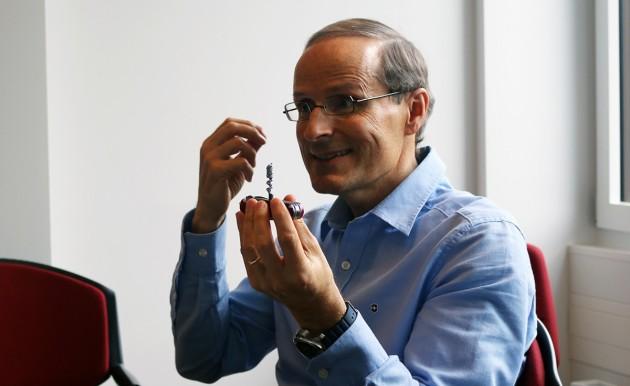 Carl Elsener - CEO Victorinox