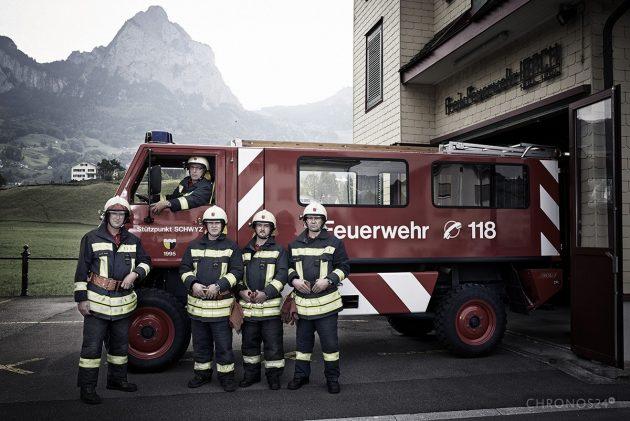 Ochotnicza Straż Pożarna w Schwyz