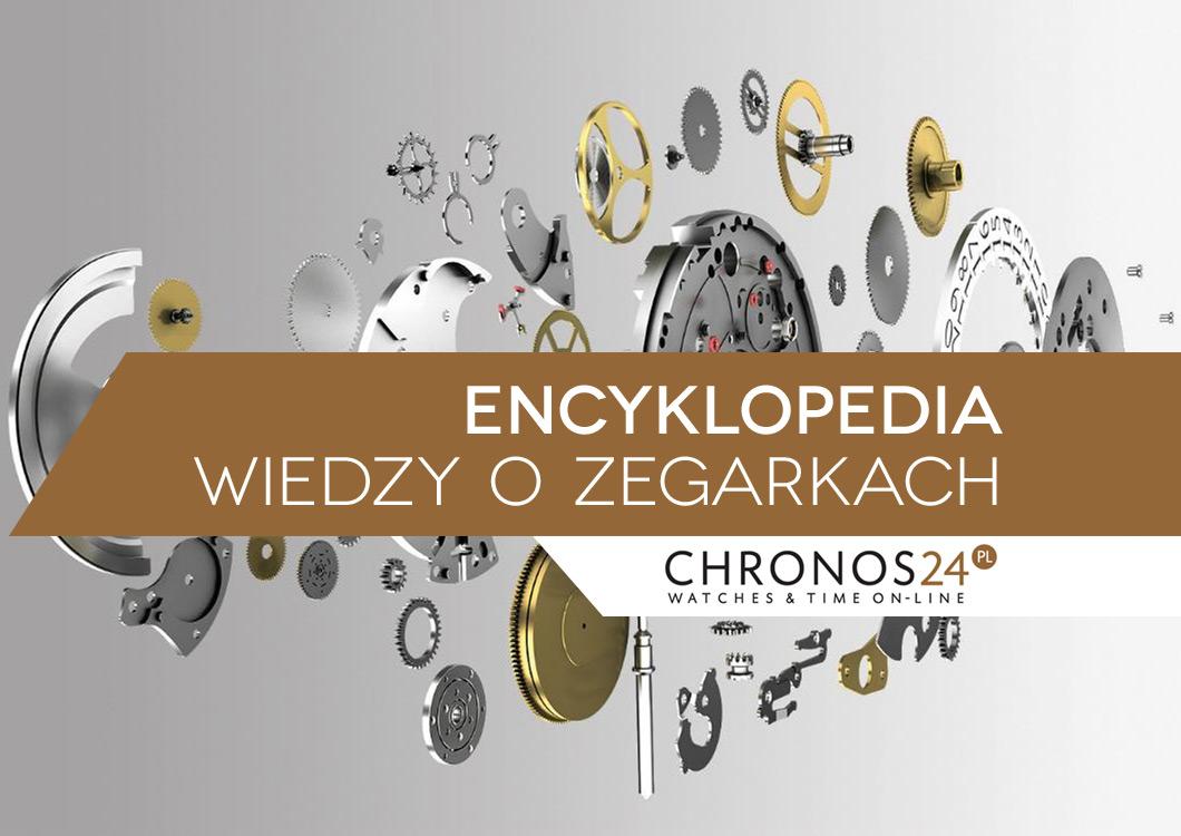 Encyklopedia wiedzy o zegarkach