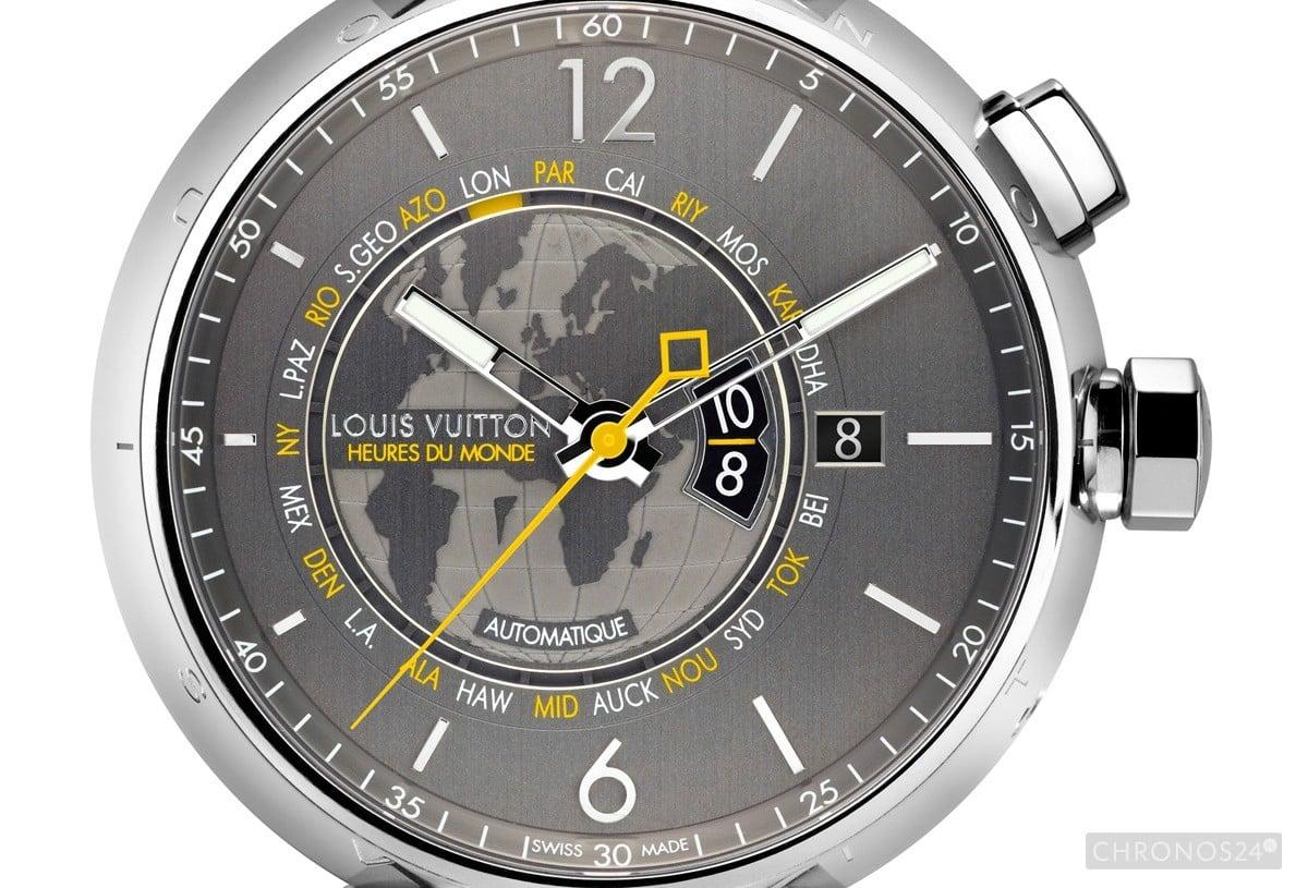 Louis Vuitton Tambour Heures du Monde