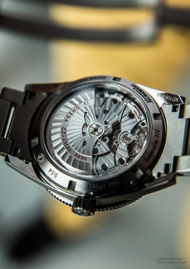Calibre 8400 - Master Co-Axial
