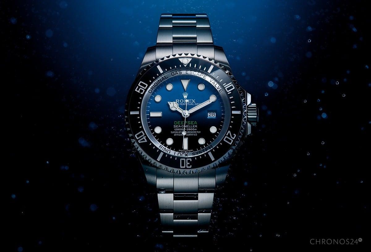 Rolex Deepsea D-Blue