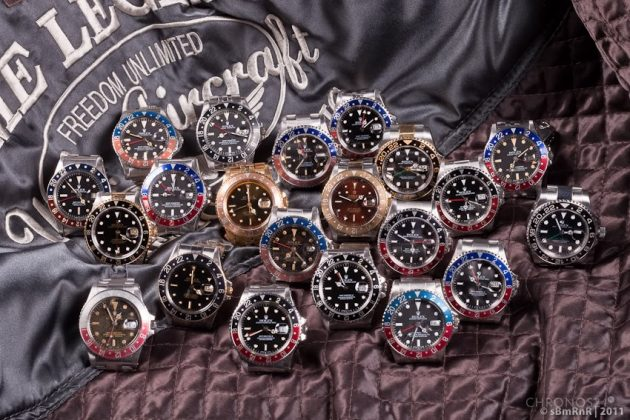 GMT Master / foto: fratellowatches.com
