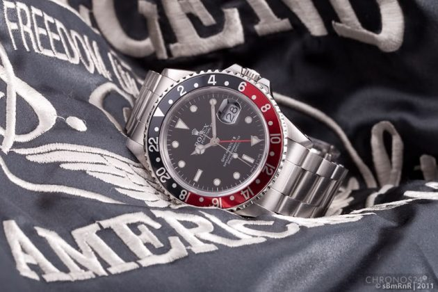 GMT Master ref. 16760 / foto: fratellowatches.com
