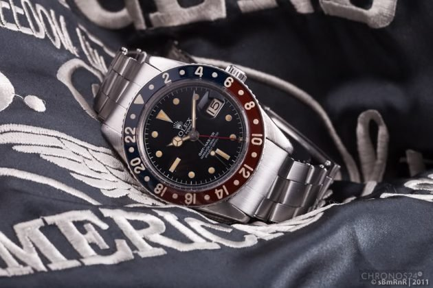 GMT Master ref. 6542 / foto: fratellowatches.com