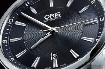 Oris Artix Date Blue