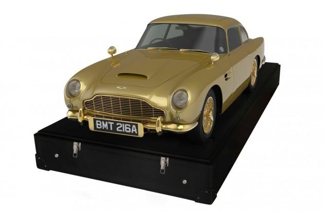 Aston Martin DB5 / foto: Christie's