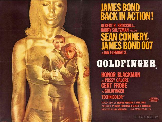 Goldfinger / foto: Christie's