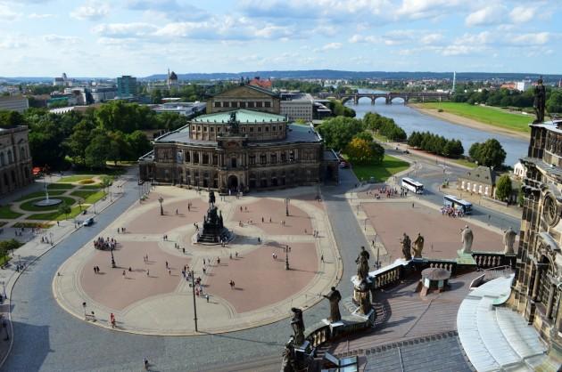 Dresden - Semper Opera