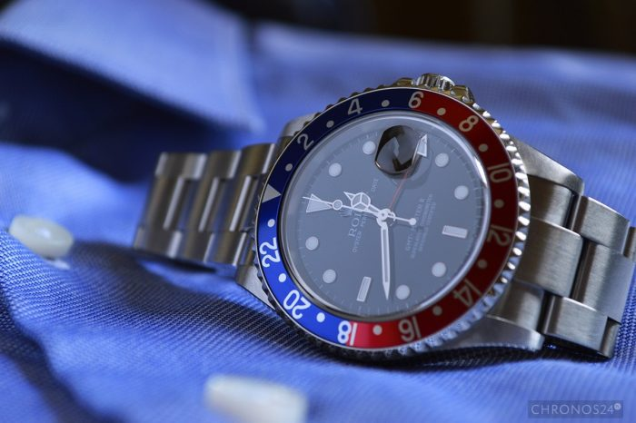 """Hands-On"" Rolex GMT Master II ""Pepsi"" Ref. 16710"