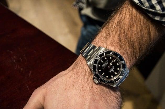 Rolex Submariner no-date