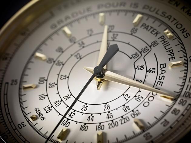 Multi-Scale Chronograph