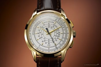 Multi-Scale Chronograph