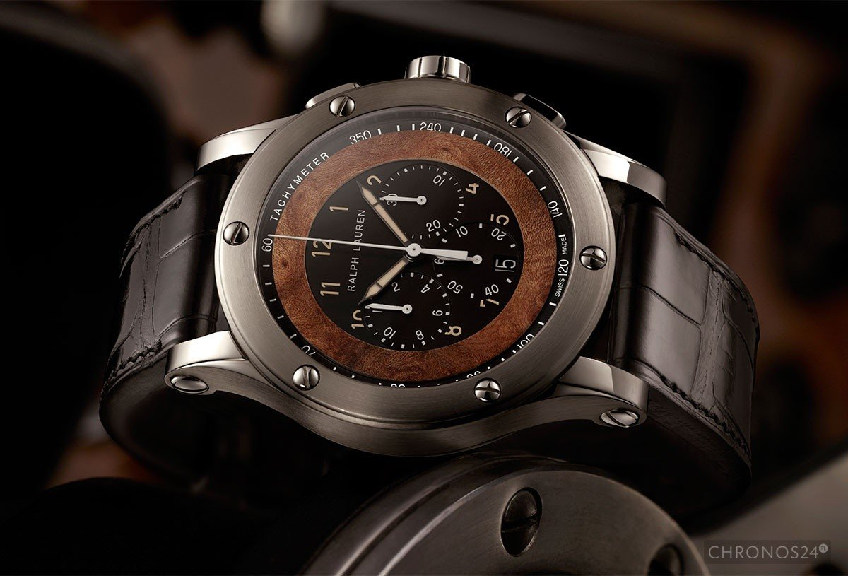 Ralph Lauren Automotive Chronograph