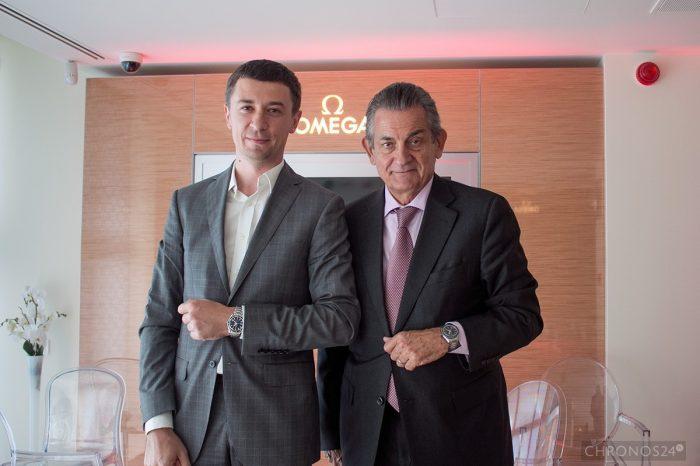 Wywiad Stephen Urquhart (CEO Omega)
